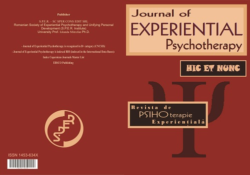 Journal of Experiential Psychotherapy